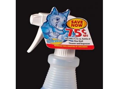 Do-It Bottle Neck Hang Tabs