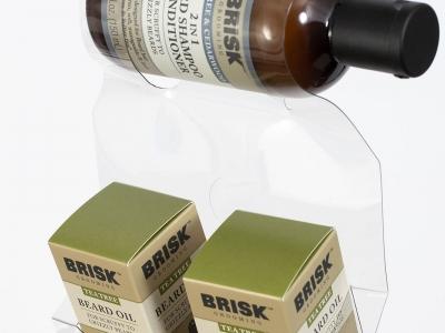 Lornamead / Brisk Grooming Merchandising Strip