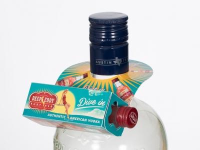Do-It's R-DEW Bottle Neck Hang Tab
