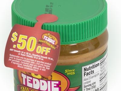 Teddy Peanut Butter/R-UGH
