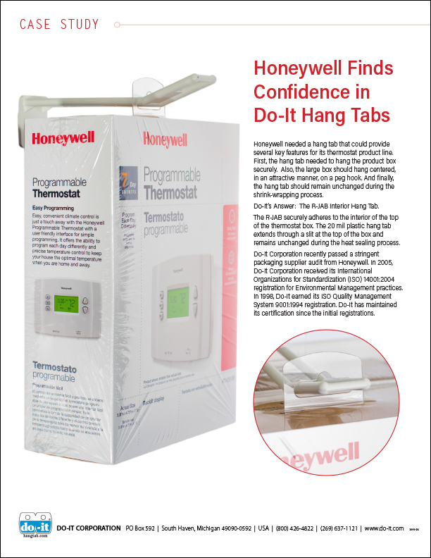 Honeywell Case Study