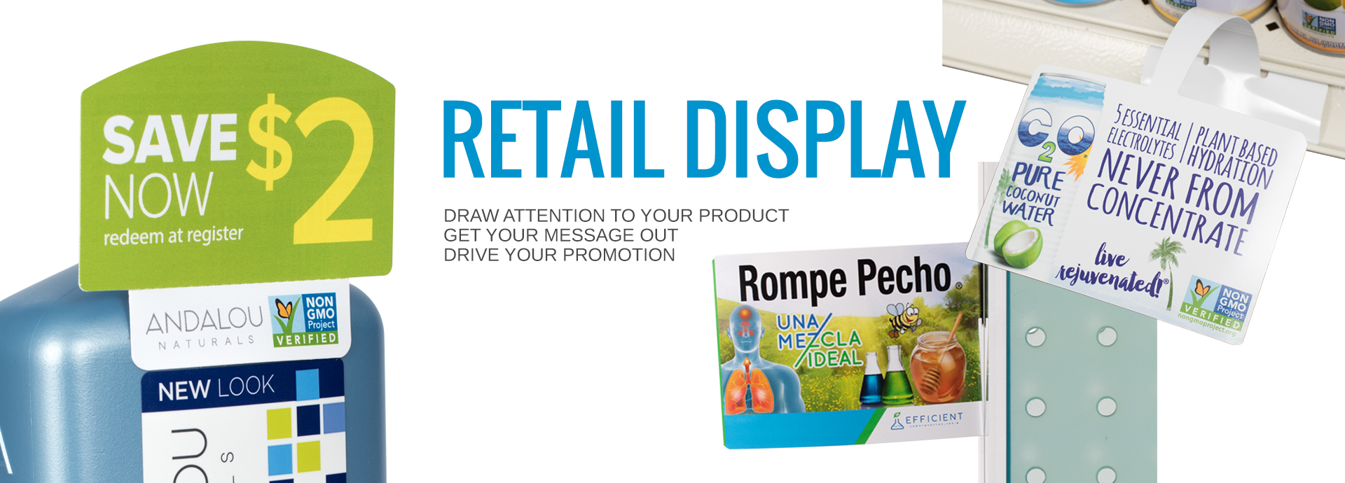 Retail Display Design